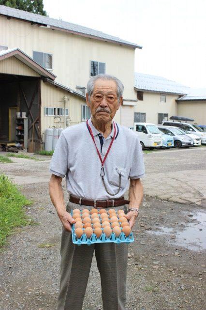 比内地鶏の副産物 採卵にも注力