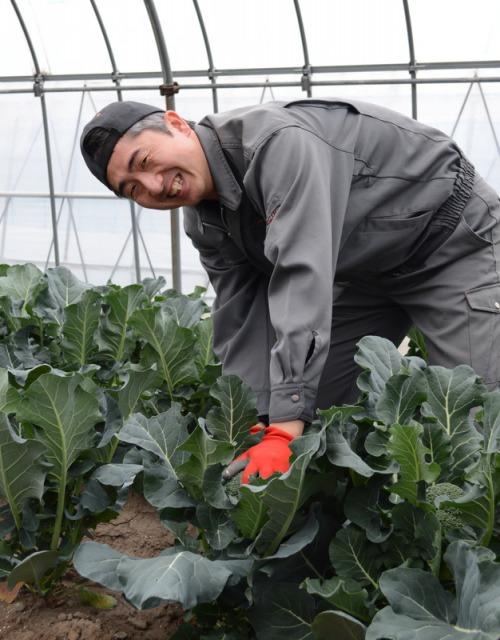 農業に魅せられて~新規就農者の挑戦~