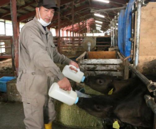 順調な和牛繁殖 2卵移植に意欲